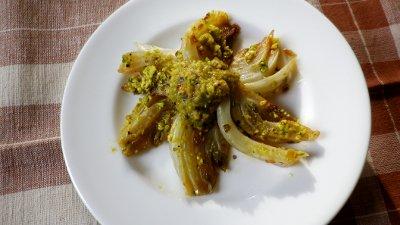 Finocchi ai pistacchi* (Tunisia)