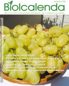 biolcalenda settembre 2013