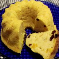 Budino di pane (budìn di pan)