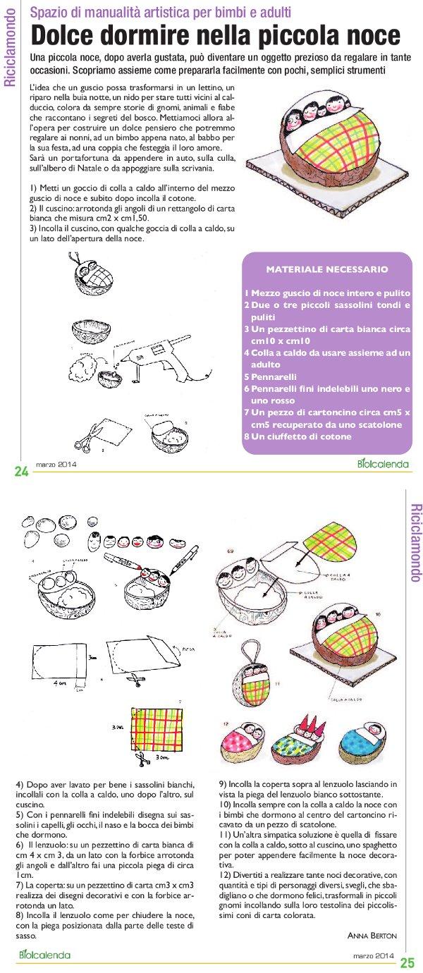 riciclamondo-biolcalenda-marzo2014 progetto