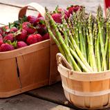 fragola asparagi