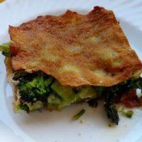 Lasagne croccanti