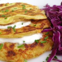 Boxty (frittelle di patate)