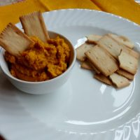 Salsa di carote e anacardi