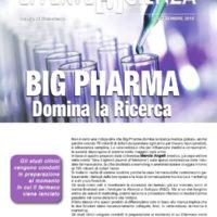 Effervescienza 111 - Big Pharma Domina la ricerca - settembre 2018