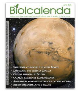 Biolcalenda di aprile 2016 - Associazione La Biolca