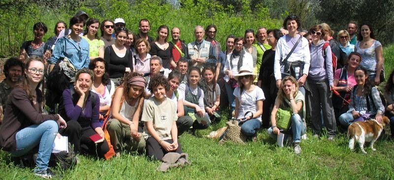 Corso andar per erbe con Dino Bortoluzzi - Associazione La Biolca