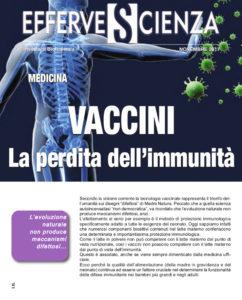 Vaccini: la perdita dell'immunità - Effervescienza n.102