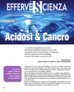 Medicina - Acidosi & Cancro - Effervescienza n.98