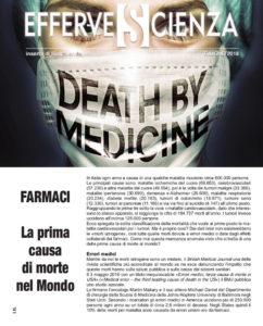 Farmaci: prima causa di morte al mondo - Effervescienza n.109