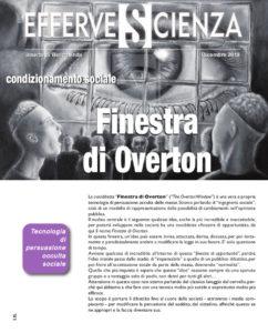 Finestra di Overton - Effervescienza n.114