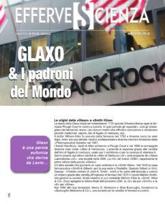 Glaxo & i padroni del mondo - Effervescienza n.XXX