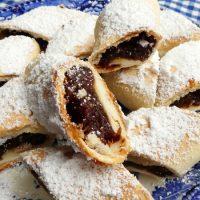 Ricette de La Biolca - Cucina Maltese. Imqaret (pasticcini di datteri)