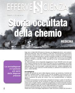 Effervescienza n° 95 Storia occultata della chemio
