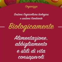 """Biologicamente"" Lonigo, Piazza Garibaldi, 14 maggio"
