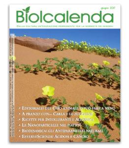 Biolcalenda di giugno 2017 - Associazione La Biolca