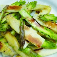 Insalata di asparagi - Biolcalenda di maggio 2018