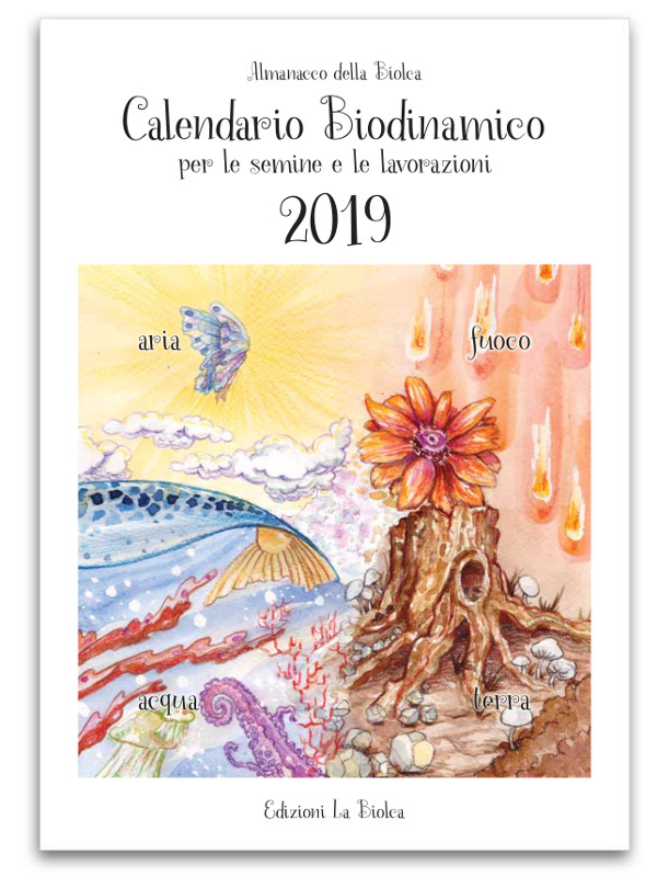Calendario semine e lavorazioni la biolca - Calendario da tavolo con foto proprie ...