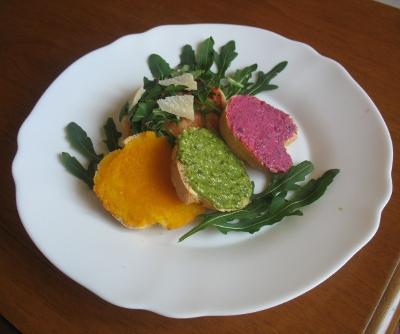 Tartine-colorate