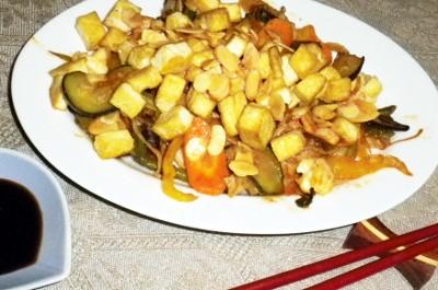tofu-fritto
