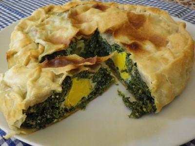 Torta d'erbe (Pasqualina)