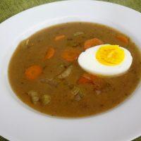 Zurek (zuppa di segale acida)