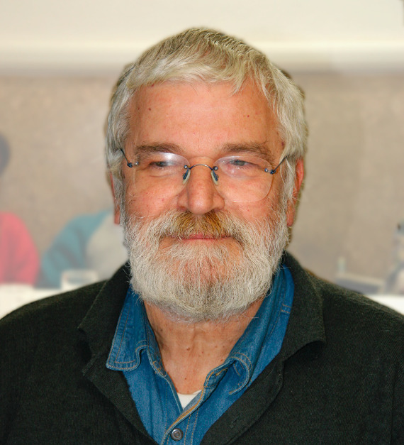 Filippo Zaccaria, presidente dell'associazione La Biolca 1977 - 2015