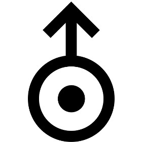 uranus symbol
