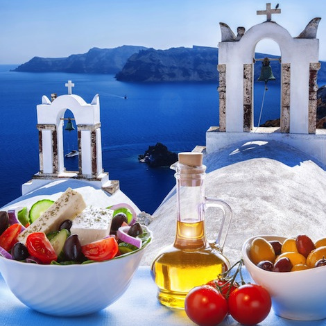 Cucina della Grecia