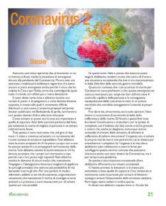 Dossier Coronavirus 2 - Effervescienza n.130