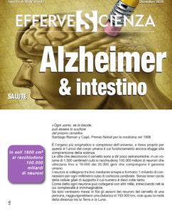 Alzheimer & intestino - Effervescienza n.125
