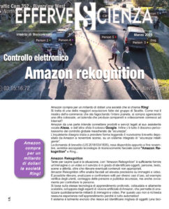 Amazon rekognition - Effervescienza n.117