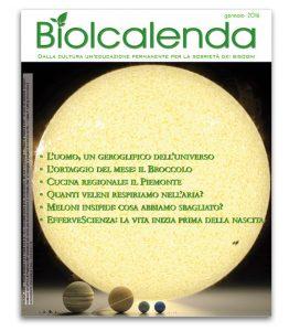 Biolcalenda di gennaio 2016 - Associazione La Biolca
