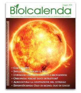 Biolcalenda di maggio 2016 - Associazione La Biolca