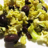 Ricette de La Biolca - Crudité di broccolo bassanese