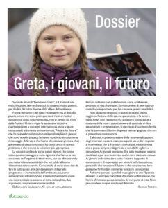 Da Greta all'ambietalismo malthusiano - Effervescienza n.XXX