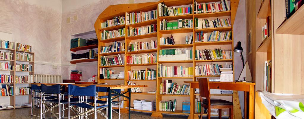 Biblioteca dell'Associazione La Biolca