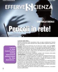 Controllo sociale: Pericoli in rete! - Effervescienza n.120