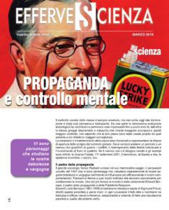 Propaganda e controllo mentale - Effervescienza n.106
