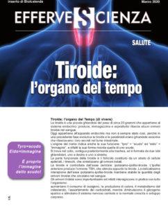 Tiroide: l'organo del tempo - Effervescienza n.128