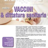 Vaccini e dittatura sanitaria - Effervescienza n.99 luglio-agosto 2017