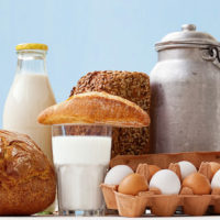 Allergie: glutine, latte, uova