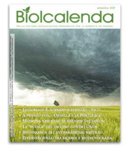 Biolcalenda di settembre 2017 - Associazione La Biolca
