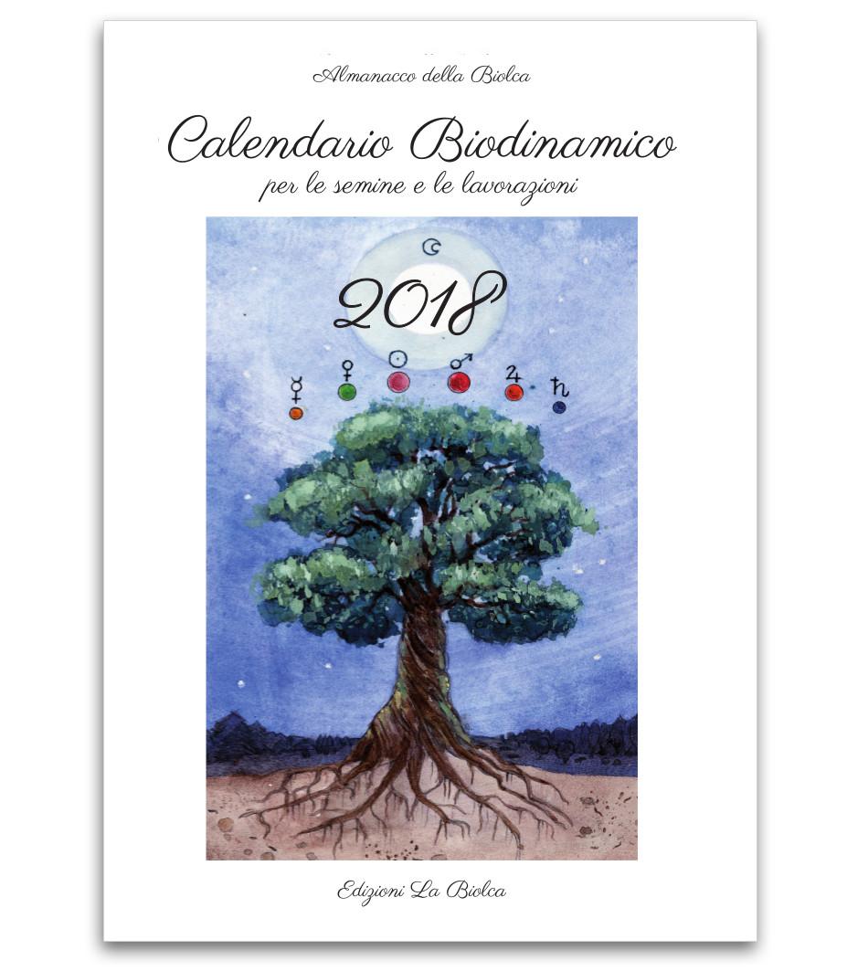 Calendario Delle Semine Pdf.Calendario Biodinamico 2018