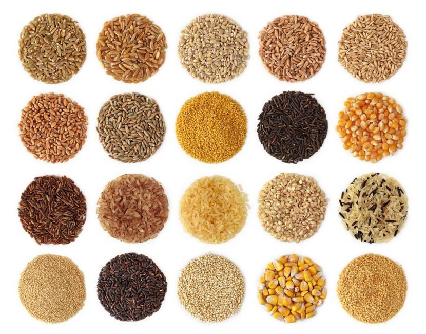 Cereali senza glutine - Biolcalenda di dicembre 2017