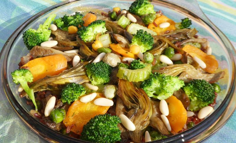Anche senza glutine un ricco pranzo di pasqua - Biolcalenda di marzo 2018