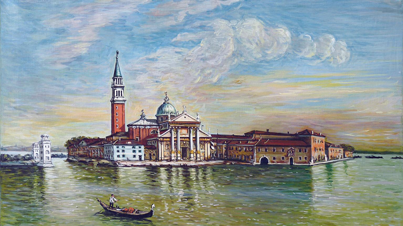 Una giornata nell'isola di san giorgio a venezia