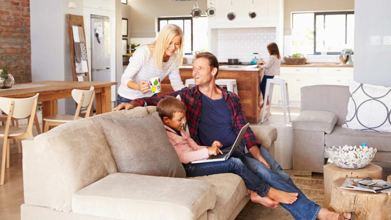 La tua casa? Un nido sano e confortevole