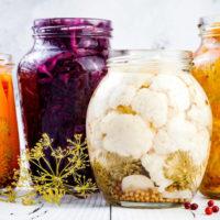 Corso di cibi fermentati