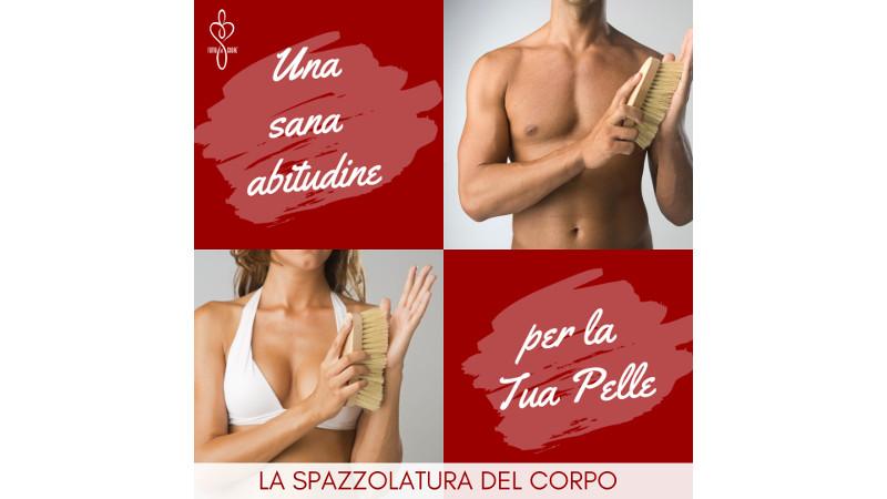 Seminario Spazzolatura del Corpo La Biolca -Battaglia Terme Padova